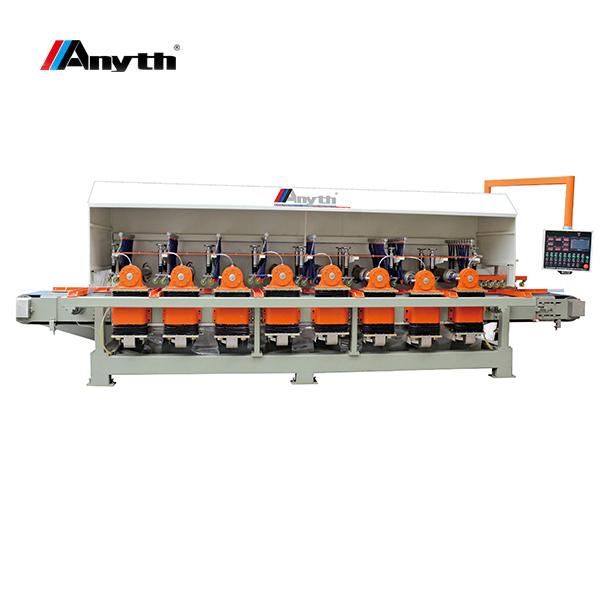 ANYTH-10 автомат для профилирования и полировки каменной квадратной колонны