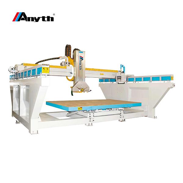 ANYTH-625-1 Инфракрасный (для снятия фаски) мостовой станок для резки камня