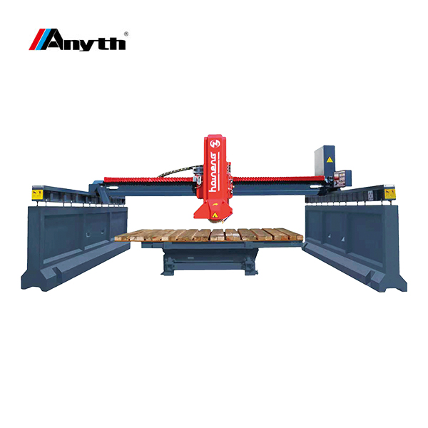 ANYTH-450 / 600 / 700 / 800 Инфракрасный мостовой станок для резки камня (обычный)